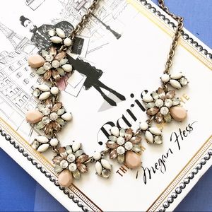 Ann Taylor Chunky Vintage Inspired Necklace